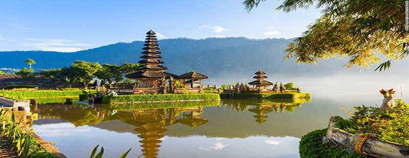 The Island of Bali, A Tourist Paradise