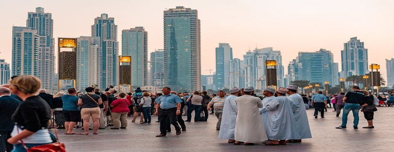 What are the things to do in Dubai in May