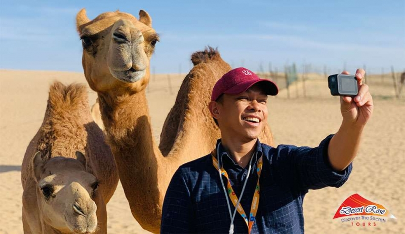 Things you should consume and wear during a desert safari