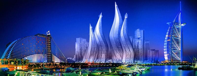 Dubai Holidays Activities
