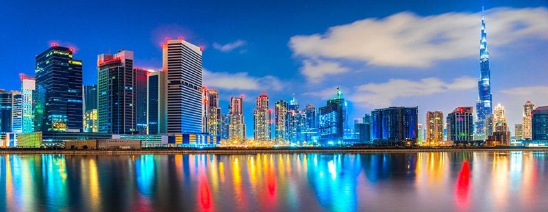 Magnificent Sights in Dubai