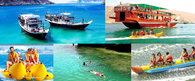 Musandam Dibba Tour Package