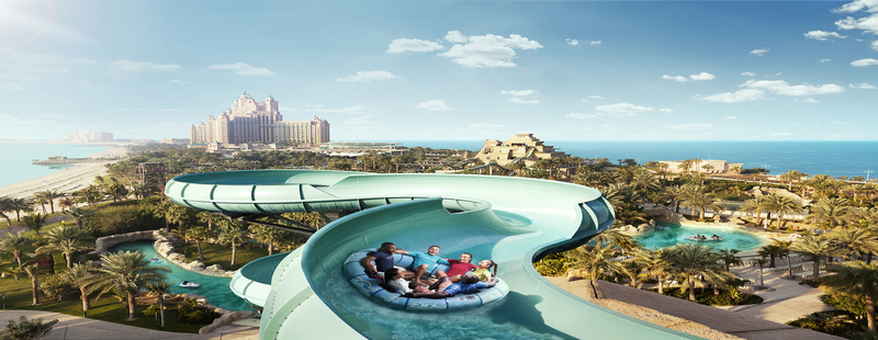 WATER PARKS IN DUBAI YOU SHOULD VISIT WITH YOUR FAMILY