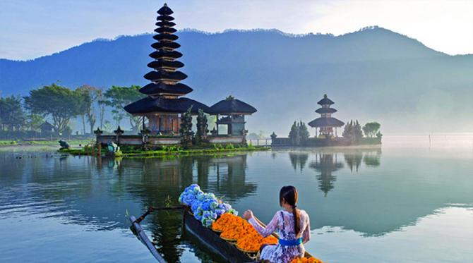 HONEYMOON @ BALI
